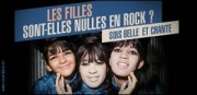 LES FILLES SONT-ELLES NULLES EN ROCK ?