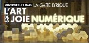 L&#039;ART DE LA JOIE NUMERIQUE