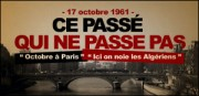 OCTOBRE  PARIS - ICI ON NOIE LES ALGRIENS