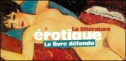 LA LITTERATURE EROTIQUE