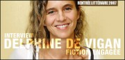 INTERVIEW DE DELPHINE DE VIGAN