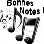 Bonnes notes !