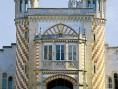 Bâtiment Tudor - Domaine Pommery