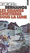 Les grands cimetires sous la lune
